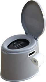 Portable Travel Toilet for Camping and Hiking - New! in Aurora, Illinois