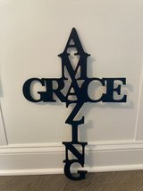 Amazing Grace Wall Sign in Westmont, Illinois