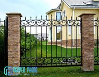 Supplier Of Artistic Iron Fence Panels in Bellaire, Texas
