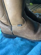 Justin Leather Boots in Las Cruces, New Mexico