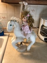 carousel doll in Glendale Heights, Illinois