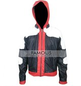 Batman Arkham Knight Gaming Cosplay Red Hooded Jacket in Fort Drum, New York