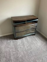 Solid wood tv stand in Las Vegas, Nevada
