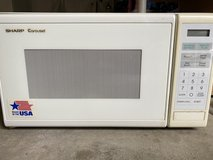 Sharp microwave - US made in Glendale Heights, Illinois