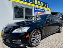 2013 MERCEDES-BENZ S63 AMG in Spangdahlem, Germany