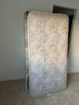 Twin Mattress with base in Camp Pendleton, California