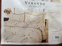 King Size Embroidered Quilt in Westmont, Illinois