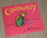 Vintage 1968 Corduroy Teddy Bear Hard Cover Book in Chicago, Illinois