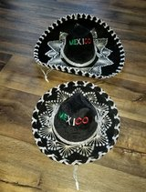 Matching Sombreros in Beaufort, South Carolina
