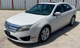 2010 Ford Fusion in Spring, Texas