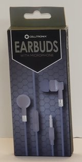 Celltronix Earbuds with microphone in Fort Campbell, Kentucky