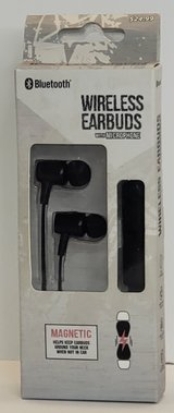 Solaray Wireless Earbuds, Bluetooth, Microphone in Fort Campbell, Kentucky