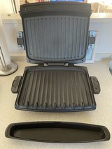 George Foreman GRP95R 6 serving Removable Plate Grill in Okinawa, Japan