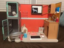 OG Our Generation Vet Clinic and Waiting Room with Accessories in Bellaire, Texas