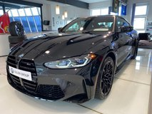 BMW 2022 M4 Competition xDrive **NOW AVAILABLE** in Ramstein, Germany