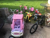 Bicycles, Tricycles and Ride On Toys in Bellaire, Texas
