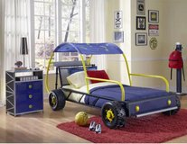 Twin Size dune buggy bed and three drawer dresser in Wilmington, North Carolina
