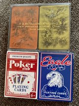 Playing Cards in Joliet, Illinois