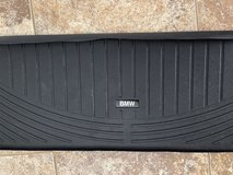 OEM BMW X5 All Weather Cargo Liner-Black with 3rd Row in San Antonio, Texas
