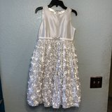 BEAUTIFUL PEARL ENHANCED, GIRLS FORMAL OR SPECIAL OCCASSION DRESS in Vacaville, California