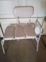 Transfer Padded Bench-Invacare in Vacaville, California