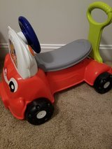 Fisher Price Laugh and Learn 3 in 1 car in Beaufort, South Carolina