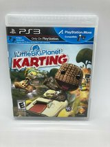 PS3 Little Big Planet Karting Game Sony Playstation 3 in Chicago, Illinois