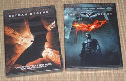 NEW Set of 2 Batman DVDs in Chicago, Illinois