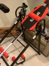 Inversion table in Chicago, Illinois