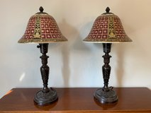 The Bombay Company Buffet Lamps - Set of two in Algonquin, Illinois