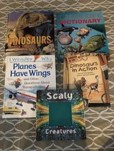 Lot of Kids Nonfiction Picture Books in Travis AFB, California