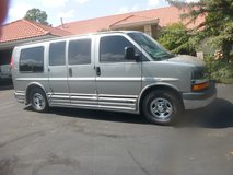 CONVERSION VAN BY STARCRAFT in Las Cruces, New Mexico