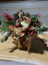 Holiday centerpiece in Travis AFB, California