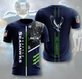 ***** SEAHAWKS ADULT XL T-shirt ***** NEW in Fort Lewis, Washington