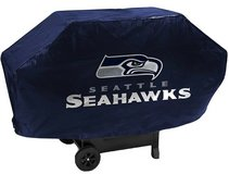 SEATTLE SEAHAWKS Deluxe BBQ Grill cover *** NEW *** in Fort Lewis, Washington