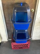 Cat litter boxes in 29 Palms, California