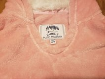 pink soft pullover sz 14/16 -runs small per my daughter in bookoo, US