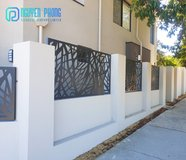 Cheap Ornamental Laser Cut Fence Panels For Houses, Villas, Schools, Pools,... in Bellaire, Texas