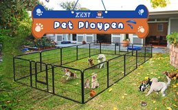 Play Pen for outdoors,  Puppies etc. or children in Wilmington, North Carolina