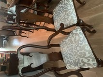 8 thomasville dining room chairs in The Woodlands, Texas