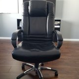 High back office chair in Joliet, Illinois