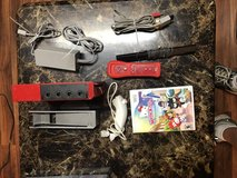Red WII with One Controller & 26 inch SanyoTV in Elizabethtown, Kentucky