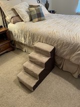Pet Steps (4 carpeted stairs); 21 in high in St. Louis, Missouri