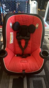 Mickey Mouse car seat in 29 Palms, California