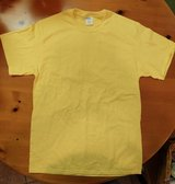 New T-Shirts For Sale, yellow size Medium. in Travis AFB, California