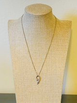 Sterling Silver Shooting Star Necklace in Okinawa, Japan