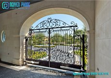Best Manufacturer Of Elegant Wrought Iron Gates, Driveway Gates in Bellaire, Texas