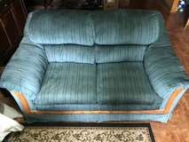 LOVE SEAT - GREAT CONDITION - FREE in Okinawa, Japan