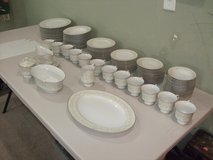 """12 PIECE SETTING SANGO FINE CHINA SUTTON PLACE 3826  """"NO CHIPS"""" """"NEVER USED"""" in Moody AFB, Georgia"""