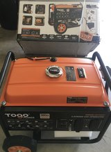Brand new Heavy Duty Generator and Window A/C unit-never used in Kingwood, Texas
